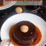 Pinterest Image#1 for Italian Chocolate Custard (Bonet alla Piemontese)