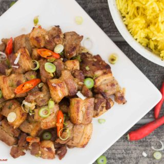 Feature image for Salt & Pepper Pork Belly
