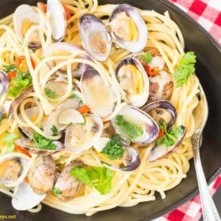 Spaghetti Alle Vongole MPIC
