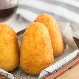 Arancini Siciliani (Sicilian Arancini)
