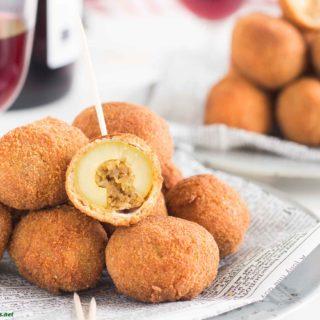 Fried Stuffed Olives MPICLST