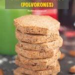 Pinteres image for Polvorones.
