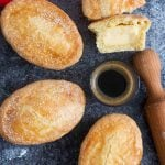 Pinterest Image4 for Italian Cream Filled Pastry (Pasticciotto)