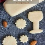Pinterest image1 for How to Make Marzipan