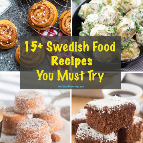 15+ Swedish Food Recipes You Must Try