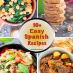 Pinterest image for Easy Spanish Recipes that you must try.