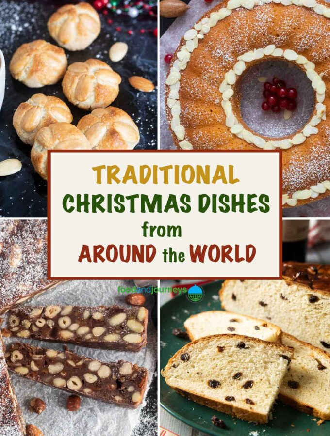 Around the World: Traditional Christmas Dishes