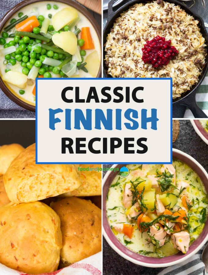 Classic Finnish Recipes