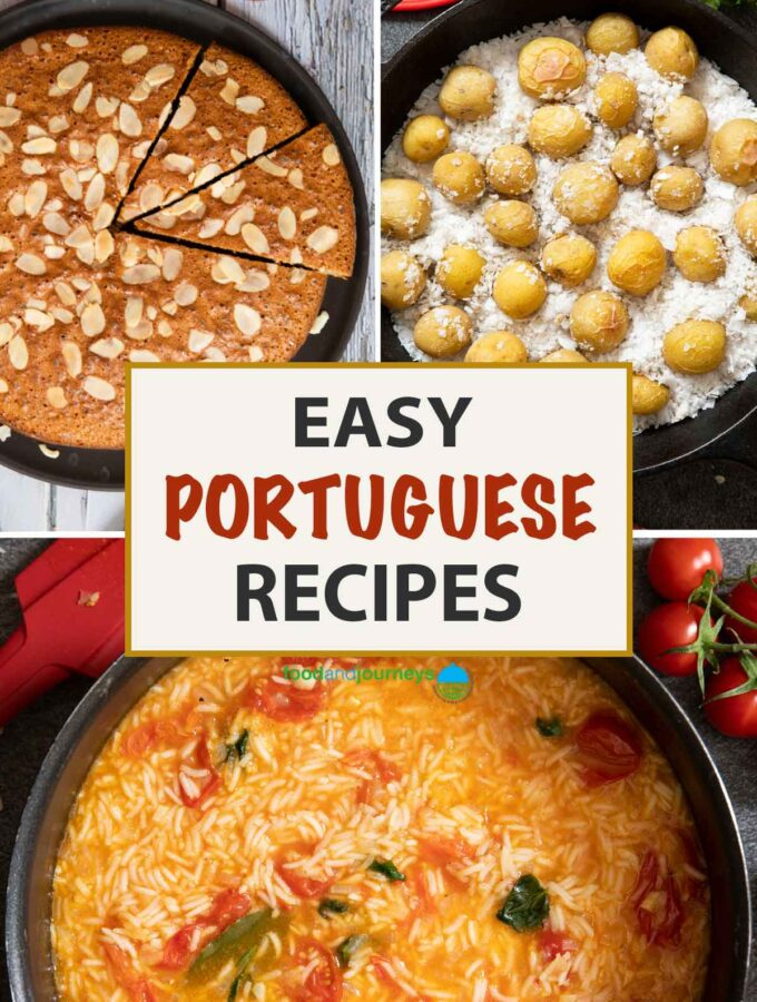 Easy Portuguese Recipes