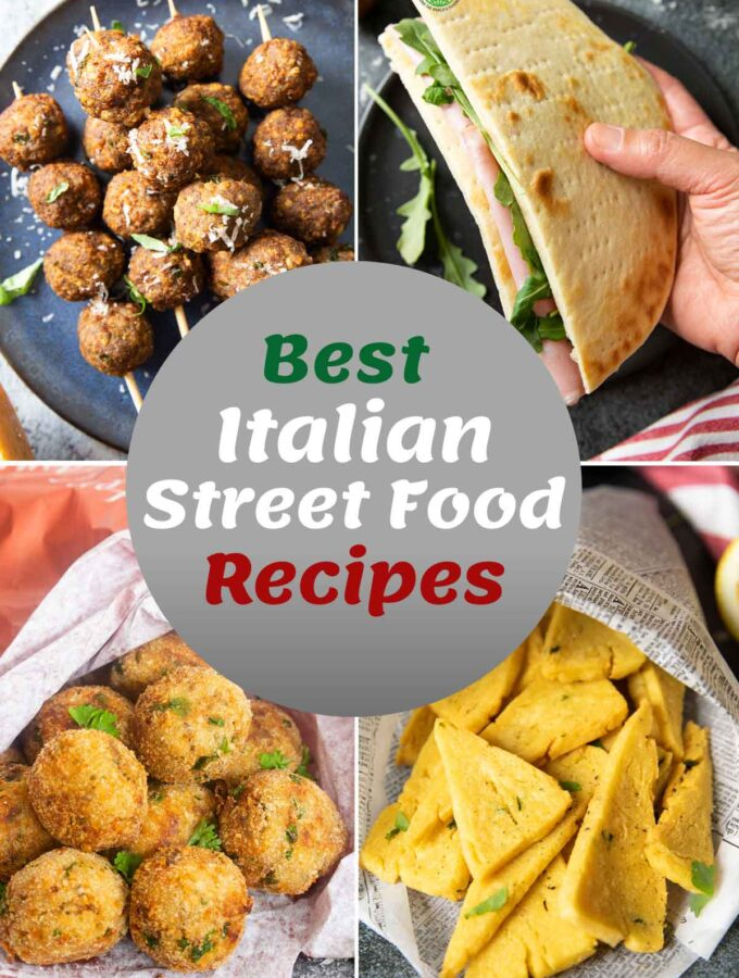 Best Italian Street Food Recipes