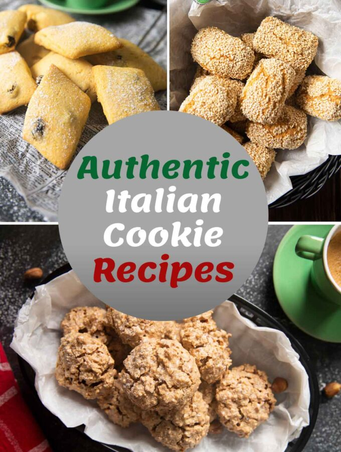 Authentic Italian Cookie Recipes
