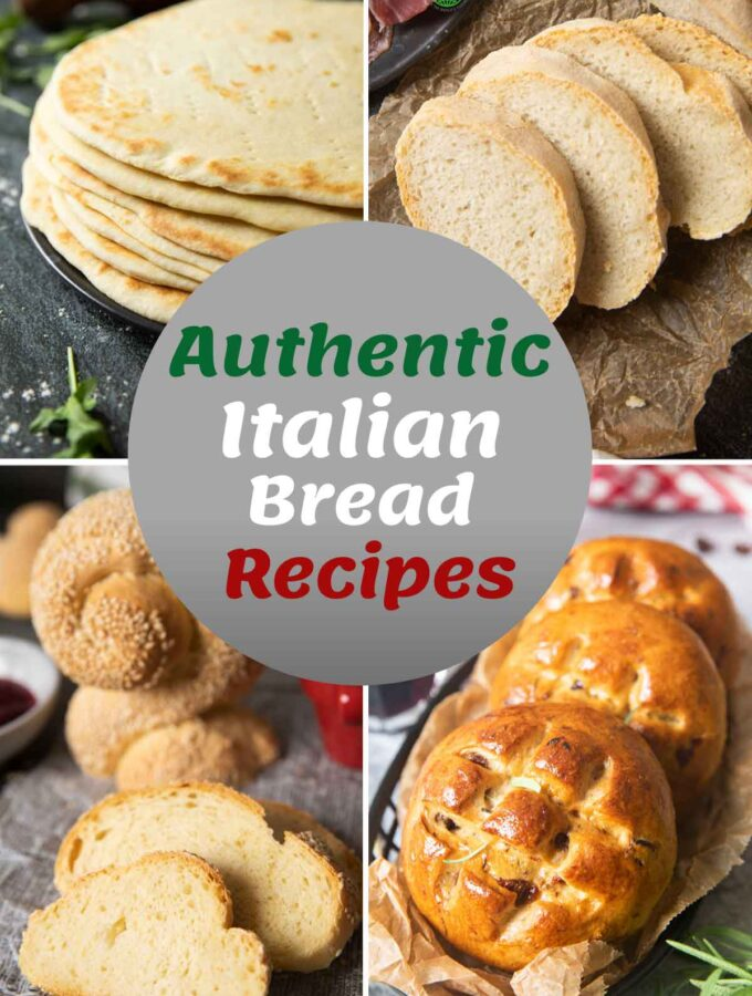 Authentic Italian Bread Recipes