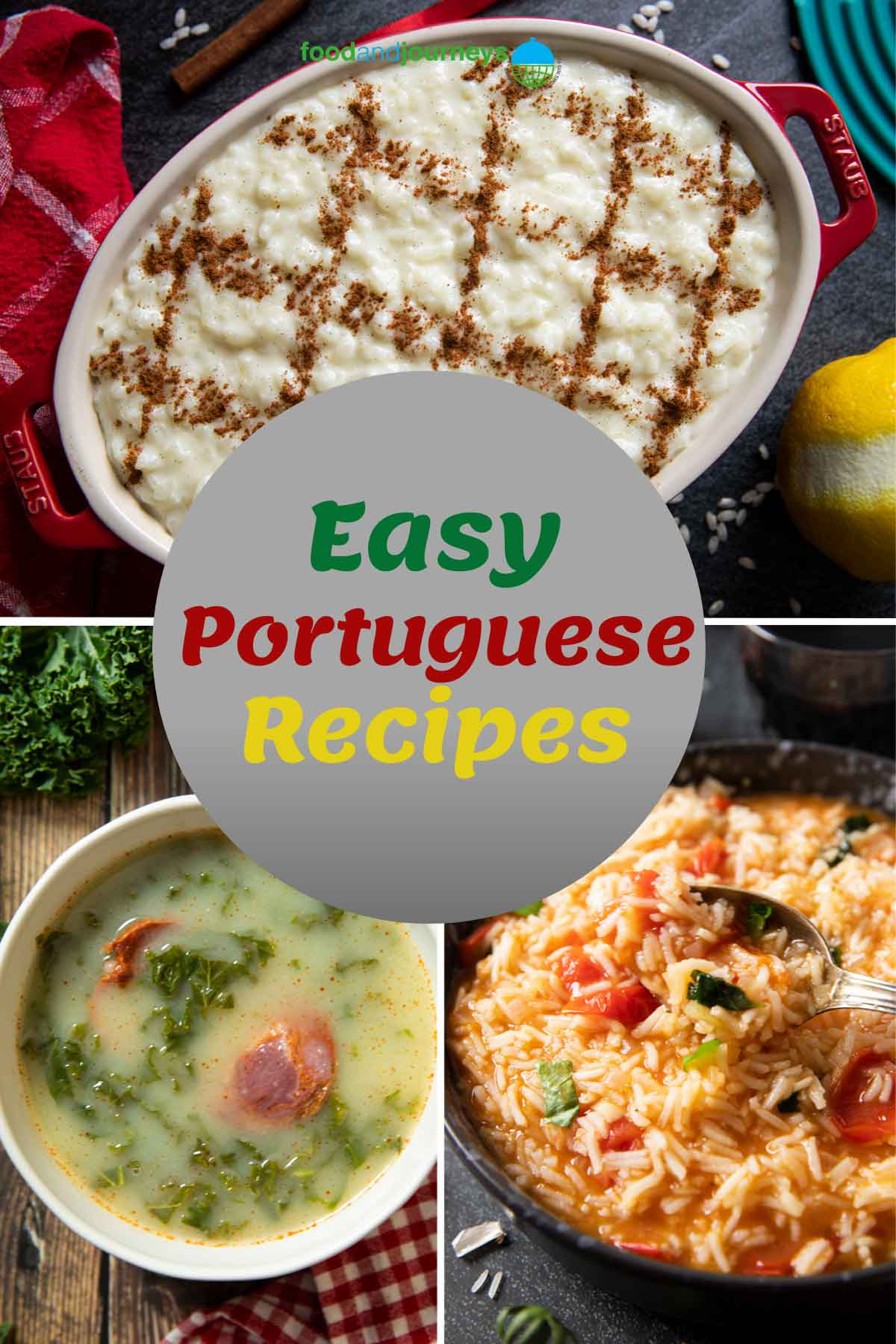 Jun2021, latest collage of images showing different traditional Portuguese dishes.