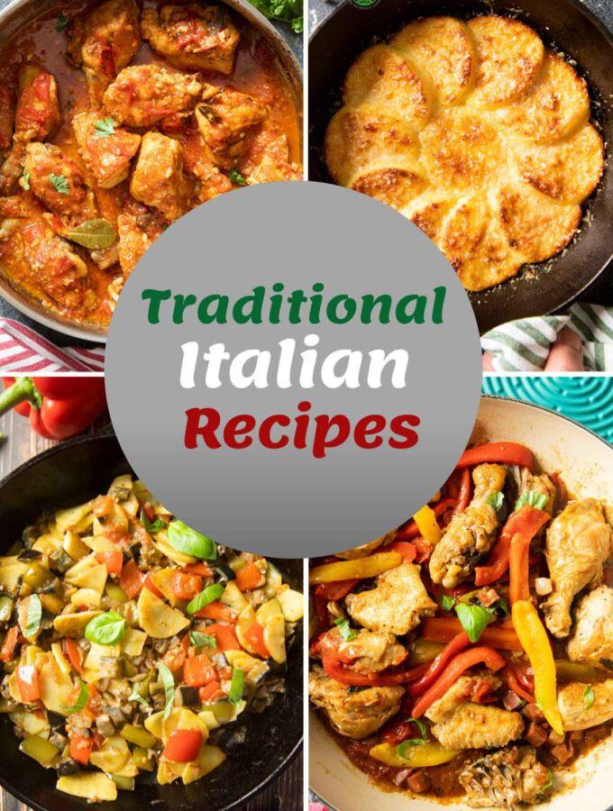 Traditional Italian Recipes: Regional Italian Dishes