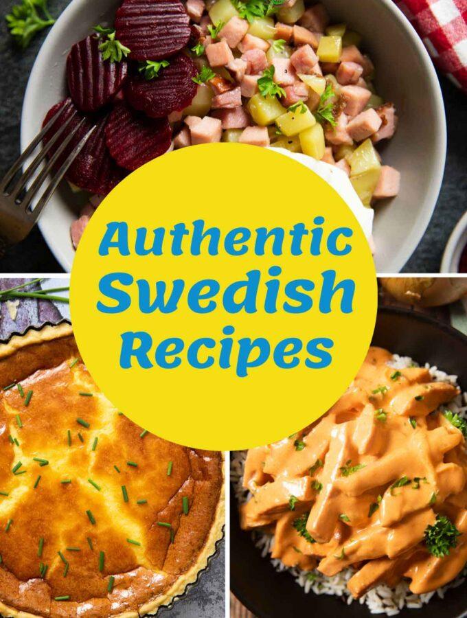 Authentic Swedish Recipes